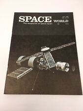 SPACE WORLD MAGAZINE JULY 1973   RAY PALMER PUBLISHER