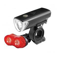 ETC Super Bright Front & Tail Bright Duo Rear 3 Mode LED Bike Light Set ELA4520
