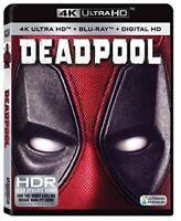 Deadpool [New 4K UHD Blu-ray] Digitally Mastered In Hd