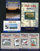 Korea Süd 1998-1999 (14) Verschiedene Markenhefte Different Stamp Booklets MNH