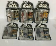 Star Wars Hasbro Legacy Collection Droid Factory Set Of 6 Sealed Complete