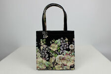 Womens Ted Baker London Tote Handbags Small Floral Black