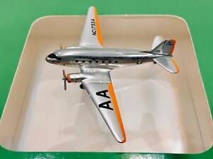 Aeroclassics 1:400 American Airlines Douglas DC-3 NC17334 Flagship