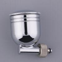 7cc Metall Airbrushing Farbbecher Für Spritzpistole Side Feed Air Brush Gun