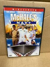 McHale's Navy (DVD, 1997), Tom Arnold, David Allen Grier, Debra Messing