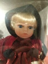 Classic Treasures Special Edition Collectible Doll Toy Shop Genuine Fine bisque
