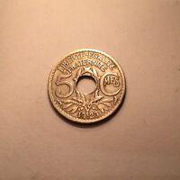 5 Centimes Lindauer 1923 Poissy N1