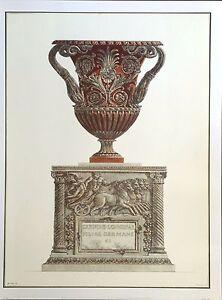 Vaso Antico II By Guerra 20 x 26