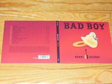 BENNI BILGERI - BAD BOY / DIGIPACK-CD 2015