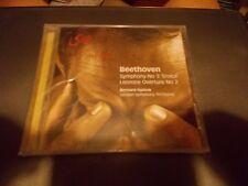 BERNARD HAITINK CD BEETHOVEN SYMPHONY NO. 3 EROICA LEONORE OVERTURE NO. 2 NEW