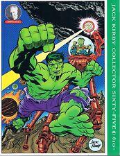 Jack Kirby Collector #65 Spring 2015 TwoMorrows Cap Groot Kamandi & more