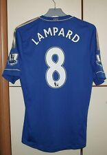 Chelsea 2012 - 2013 Home football shirt jersey Adidas size S #8 Lampard