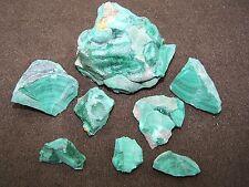 Malachit Rohstein Mineral Heilstein Mineralien