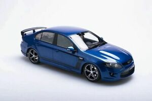 1:18 Ford FPV FG GT R-Spec - Kinetic Blue with Black Accents