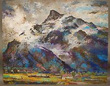 Alfred G. Seidel (*1933, Schorndorf, Baumeister) - Untersberg bei Salzburg (S27)