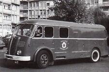 59 DOUAI CAMION POMPIER BERLIET ? IMAGE 1987 FIRE TRUCK PRINT