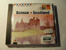 "ECOSSE  SCOTLAND "" music of scotland ""   CD"