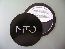 Magnetic Tax disc holder fits any alfa romeo mito