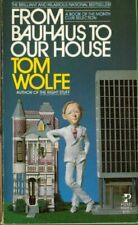From Bauhaus to Our House by Tom Wolfe 1982 Vintage Paperback Pocket Books