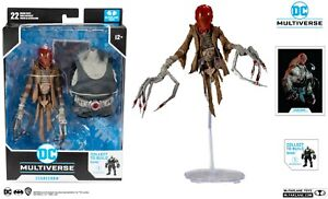 """McFarlane Toys DC Multiverse Last Knight On Earth Scarecrow 7"""" Action Figure BAF"""