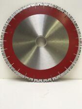 """16"""" Silent Core Premium Diamond Saw Blade for Granite Marble Limestone & Sandsto"""
