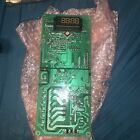 GE Microwave Control Board with White LED WB27X29801 - OPEN BOX photo