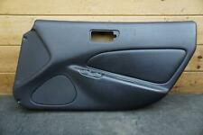 Front Right Passenger Side Door Trim Panel Black OEM Plymouth Prowler 1997-02