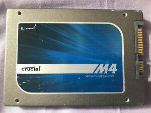 "Crucial M4 128GB,Internal,6.35 cm (2.5"") (CT128M4SSD2) Internal SSD"