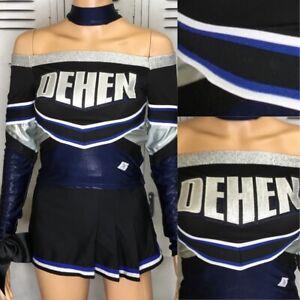 Cheerleading Uniform  Vintage Dehen Youth L