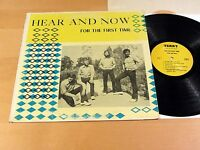 Indie Pop HEAR AND NOW For The First Time TERRY RECORDS VG/VG+