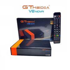 GTMedia V8 Nova DVB-S2 Receptor de TV por Satélite - Negro