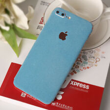 New Luxury Soft Ultra-thin Sticker Suede Decal Cover Skin For iPhone 6 7 7 Plus