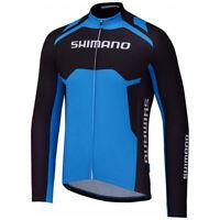 Mens Cycling Jersey Jacket Shimano Bike Motocross MTB Tight Shirt Team Clothing