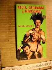 LIBRO - TEL CHI EL TELUN - ALDO,GIOVANNI E GIACOMO - 1° ED. MOND. 1999 -NUOVO MA