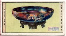 Maling And Son Sefton Floating Rose Bowl China 1920s Trade Ad Card