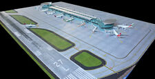 Gemini Jets 1:400 Scale DELUXE Airport Terminal & Mat (Bundle) IN STOCK