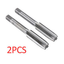 Practical M10x1mm Metric Tap SetTungsten SteelTaper and Plug Thread Cutter TD020