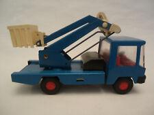 Vintage Rare IGRA Czechoslovakia Aerial Truck Tin Toy