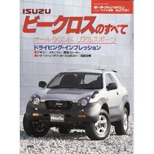 Isuzu VehiCross Data & Complete Fan Book