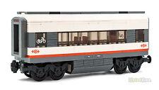 LEGO® City Mittelwaggon 60051-3 Hochgeschwindigkeitszug Eisenbahn Train NEU