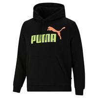 PUMA Men's Essentials 2 Big Logo Hoodie BT