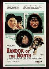 Nanook Of The North (Silent) [New DVD] Silent Movie