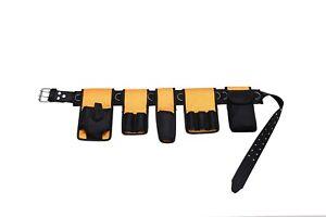 HI Viz Nylon Scaffolding Steel Buckle  tool work Belt Waist 30'' & 46''