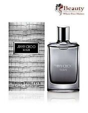 Jimmy Choo Man Eau De Toilette Miniature Perfume for Men Fragrance Travel 4.5ml