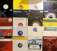 Lot of 20 **UK NRG / HARD HOUSE* dj vinyl..NUKLEUZ, TIDY TRAX++