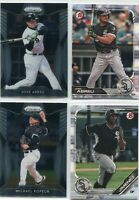 LOT (6) LOS ANGELES DODGERS 2019 PRIZM BOWMAN ELOY ELOY JIMENEZ RC KOPECH - A114