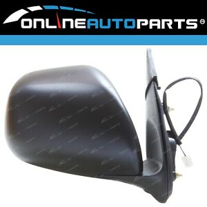 RH Electric Door Mirror for Toyota Hiace 2005-2013 Right RHS Passenger Commuter