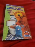Bear in the Big Blue House - Potty Time with Bear (1999 VHS) Training Jim Henson