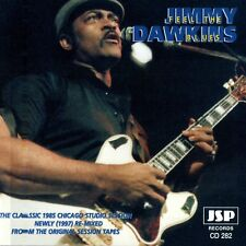 JIMMY DAWKINS - FEEL THE BLUES  CD NEW