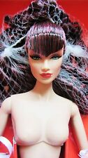 """Nude Fashion Royalty Imogen: Dark Fable 12"""" Doll New!!!"""